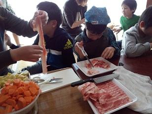 ちょうりかつどう(カレー作り) (9)