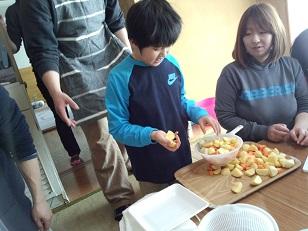 ちょうりかつどう(カレー作り) (12)